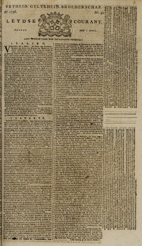 Leydse Courant 1796-04-01