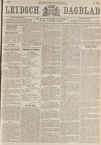 Leidsch Dagblad 1916-02-24
