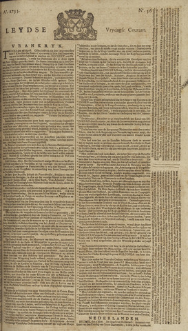 Leydse Courant 1755-05-09