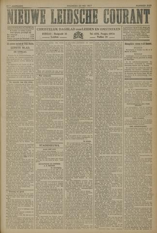 Nieuwe Leidsche Courant 1927-05-23