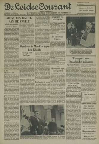Leidse Courant 1962-07-05