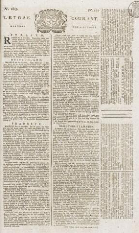 Leydse Courant 1815-10-30
