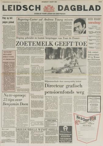 Leidsch Dagblad 1979-08-16