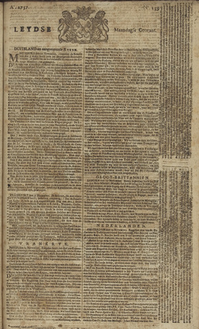 Leydse Courant 1757-11-21