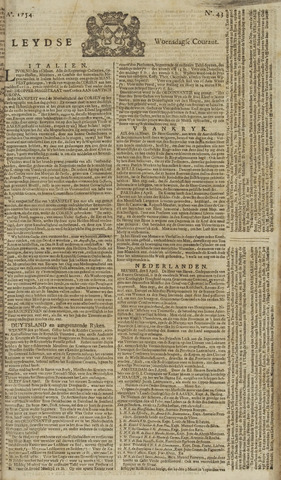 Leydse Courant 1754-04-10