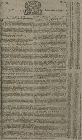 Leydse Courant 1749-06-09