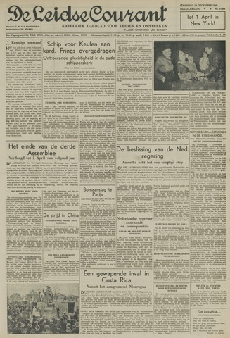 Leidse Courant 1948-12-13