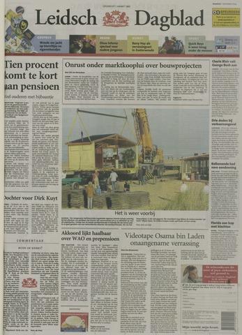 Leidsch Dagblad 2004-11-01