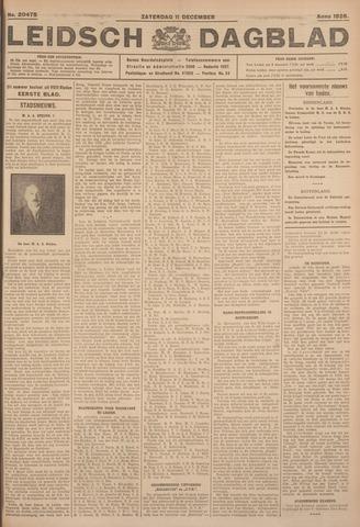 Leidsch Dagblad 1926-12-11