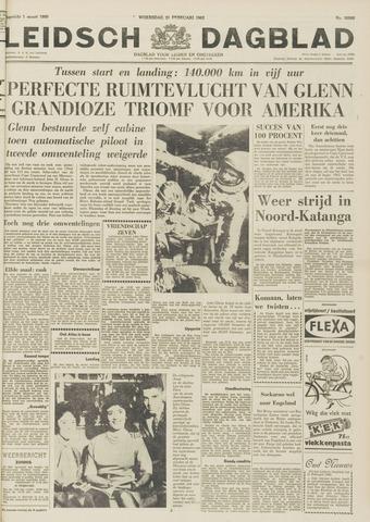 Leidsch Dagblad 1962-02-21