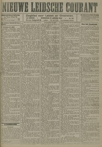 Nieuwe Leidsche Courant 1923-01-31