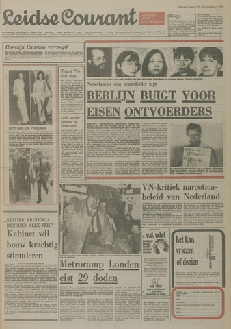 Leidse Courant 1975-03-01