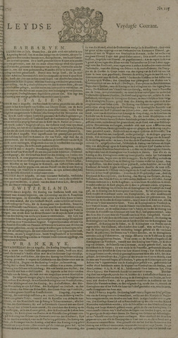 Leydse Courant 1725-08-31