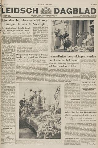Leidsch Dagblad 1955-05-02