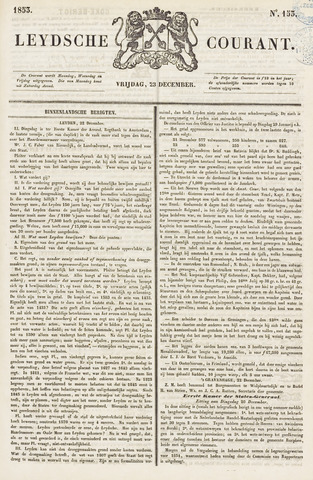 Leydse Courant 1853-12-23