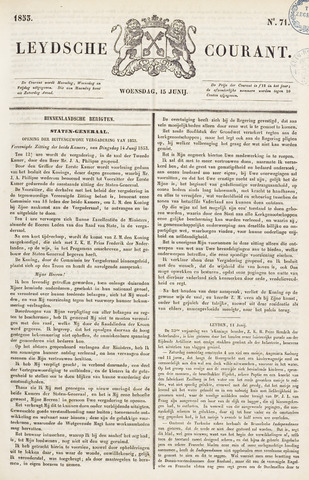 Leydse Courant 1853-06-15