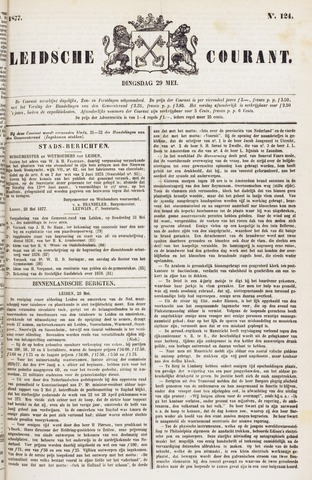 Leydse Courant 1877-05-29
