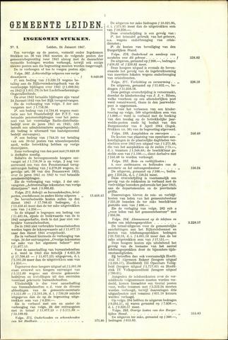 Handelingen van de Raad 1947-01-24