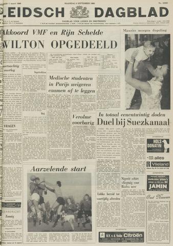 Leidsch Dagblad 1968-09-09
