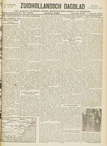 Zuidhollandsch Dagblad 1944-08-18