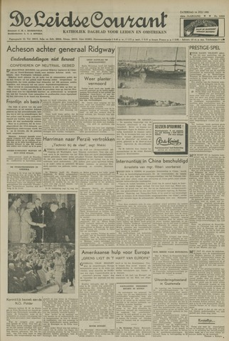 Leidse Courant 1951-07-14