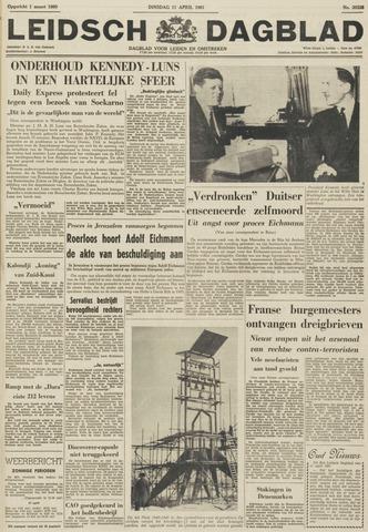 Leidsch Dagblad 1961-04-11