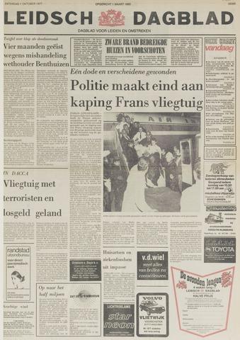 Leidsch Dagblad 1977-10-01