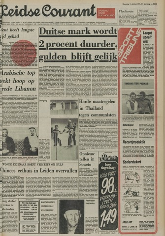 Leidse Courant 1976-10-18