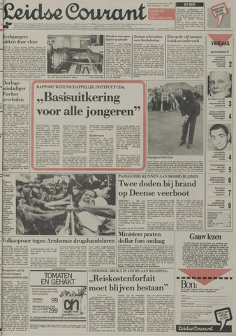 Leidse Courant 1989-09-25