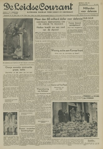 Leidse Courant 1951-05-01