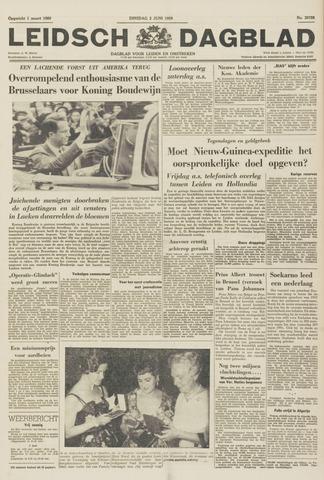 Leidsch Dagblad 1959-06-02