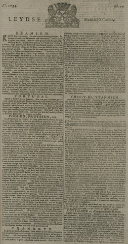 Leydse Courant 1734-02-08