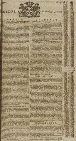 Leydse Courant 1770-03-14