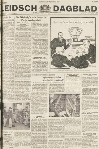 Leidsch Dagblad 1951-11-10