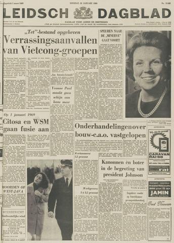 Leidsch Dagblad 1968-01-30