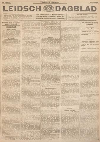 Leidsch Dagblad 1926-02-12