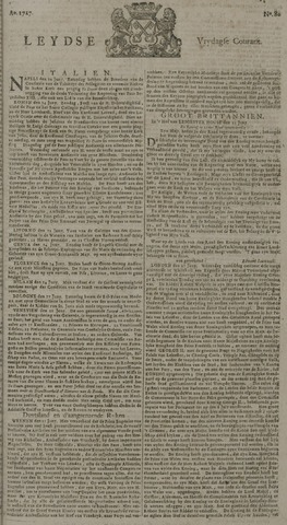 Leydse Courant 1727-07-04