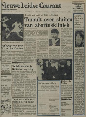 Nieuwe Leidsche Courant 1974-10-24
