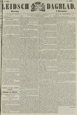 Leidsch Dagblad 1870-11-05