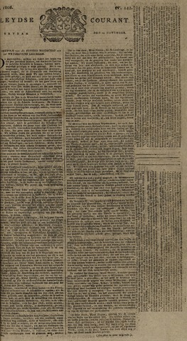 Leydse Courant 1808-11-25