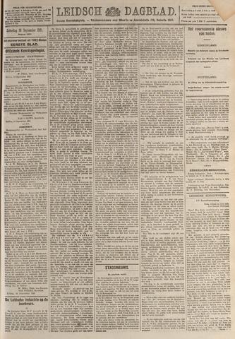 Leidsch Dagblad 1921-09-10