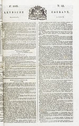 Leydse Courant 1843-07-17
