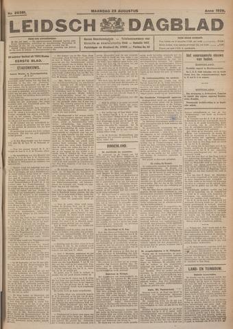 Leidsch Dagblad 1926-08-23