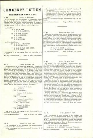 Handelingen van de Raad 1947-03-22