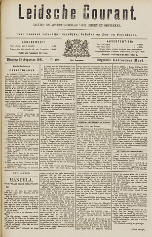 Leydse Courant 1887-08-23