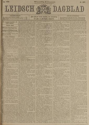 Leidsch Dagblad 1907-10-09