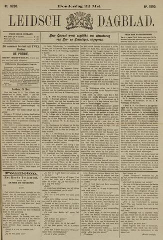 Leidsch Dagblad 1890-05-22