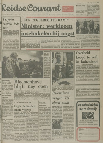 Leidse Courant 1974-11-13