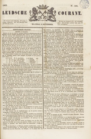 Leydse Courant 1862-09-08