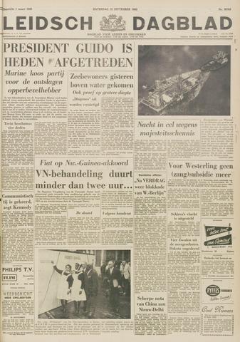 Leidsch Dagblad 1962-09-22